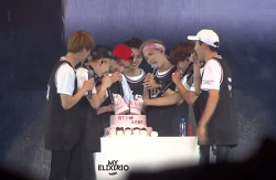 (VIDEO) 150829 TRB IN HONGKONG  #HAPPYJUNGKOOKDAY
