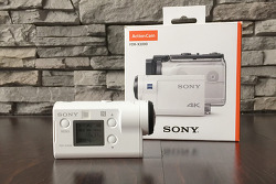 고프로(GoPro HERO5 Black)와 소니(Sony FDR-X3000) 중에서 위기주부가 선택한 액션캠은?