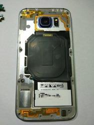 갤럭시 S6 전면카메라 자가 수리 완료 -_-