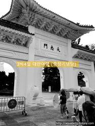 [해외여행/대만] 3박4일 대가족 패키지 대만여행 6편 (중정기념당)