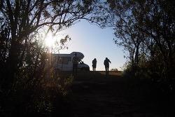 아프리카 캠핑카여행 Day 2 - 파노라마 루트 / Pinnacle Rock / God's Window / Wonder View / 베를린 폭포 / Bourke's Luck Potholes / Swadini Forever Resort