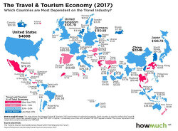 관광 의존도 몰타 1위, 크로아티아 2위, 우리나라는?