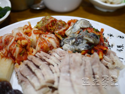 [부산 맛집 남포동, 부평동] 야우보쌈김치 - 보쌈김치