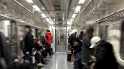 [3D 바이노럴 레코딩] #6. 지하철 7호선 (이수~청담) '집중이 잘 되는 백색소음'