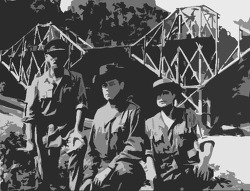 - The Bridge On The River Kwai - 콰이강의 다리 (1957)