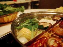 홍콩맛집_ 중국식 샤브샤브 훠궈 / 침사추이맛집