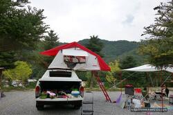 [강원도-춘천] 용화산 프라임 캠핑장 (9.21~22)