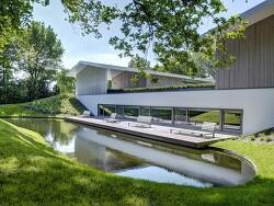 """아름다운 주택 """"건축주의 개성을 표현하다."""""""
