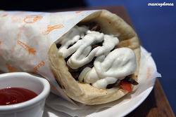 El Grecos - Greek food Lamb Gyros
