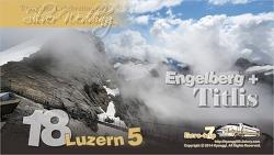 Luzern 5 - Titlis & Engelberg 엥겔베르크와 티틀리스, 루체른, 스위스