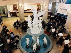 경희대 중앙도서관 제47회 작은음악회