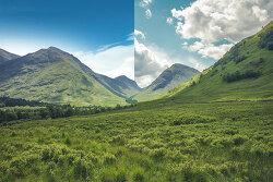 포토샵 초보 강좌 하늘 바꾸기 (Photoshop Beginner Tutorial Replace the Sky)