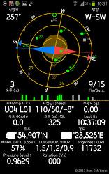 GPS Status & Toolbox - 안드로이드 폰용 앱