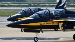 2016 오산에어쇼 블랙이글 멋진비행중 #7 Black Eagles Team
