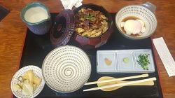 일본 나카스카와바타 후쿠오카 토리마부시 닭고기덮밥 맛집 후기 메뉴 위치 영업시간