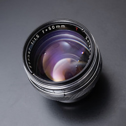 [Zeiss] Zeiss-Opton Sonnar 50mm F1.5