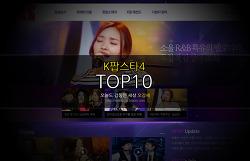 K팝스타4 TOP10의 예정된(?) 주인공들! 14회(0222) by 오감세