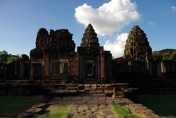 태국 피마이 사원 (PHIMAI, 삐마이 유적)
