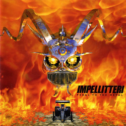Impellitteri - Pedal To The Metal (2004)
