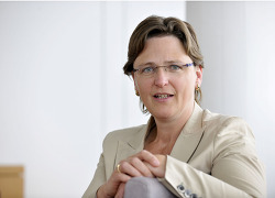 Uta-Micaela Dürig appointed to the board of management of the Robert Bosch Stiftung
