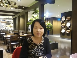 대전 NC백화점에서 할머니