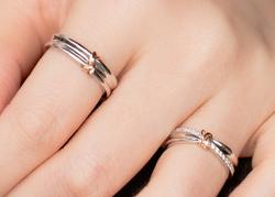 사랑을 묶어주는 리본 디자인의 Ribbon Coupling 리본 커플링