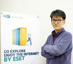 실무에 강한 안티바이러스 백신 ESET(이셋), 이셋코리아 김남욱 대표