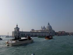 1502 서유럽 패키지 8일: 베네치아 수상택시 1