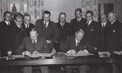 [정책의 정치화] 재분배 정책: 세금의 정치경제, 짤츠요바덴 협약 Saltsjörbaden Agreement