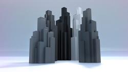 뉴욕페스티벌(NYF) 국제광고제의 크리에이티브 돋는 트로피(Trophy) 디자인.