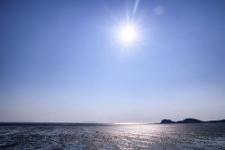 이젠 한국에서 보기 힘들어진 하늘~ 색 ㅋ