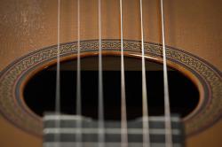 정목제재된 탑솔리드 기타(Top Solid Guitar) 구분법