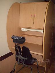 라운드형 사물함Big - 독서실 중고책상