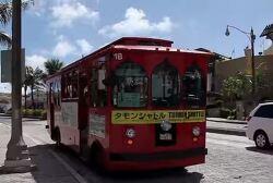 [남태평양] 괌 트롤리버스 타고 쇼핑하기