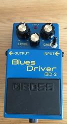 Boss Blues Driver - BD2 킬리개조
