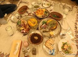 이란, 시라즈 최고의 식당