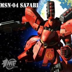 MSN-04 Sazabi