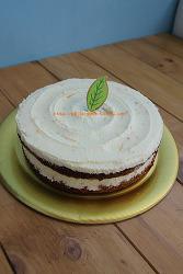 초보 베이커도 쉽게 완성하는 당근케이크
