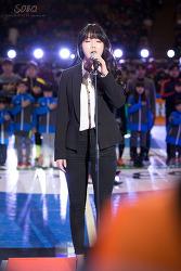 2014.12.13 홍명보 자선축구대회 조현영 직찍