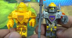 레고 넥소나이츠 70336 얼티밋 액슬 신제품 조립 리뷰 Lego Nexo Knights Ultimate Axl