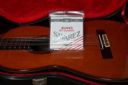 클래식 기타줄 매는법(교체방법)