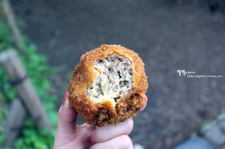 [도쿄 맛집] 키치죠지에서 맛보는 멘치카츠 ::사토우(SATOU)
