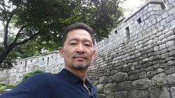서울 다산동 성곽길