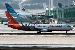 Jeju Air / Boeing 737-86N / HL7796