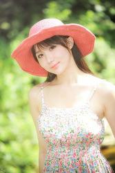 핑크 모자가 잘 어울리는 그녀 MODEL: 연다빈 (6-PICS)