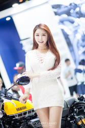 2016 부산국제모터쇼 야마하 김하음 #1
