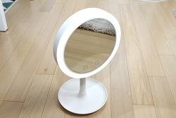 마이템 LED 거울 빛에 바람까지 나오는 화장 거울 GPM-001