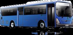 친환경 버스의 시대 ; 천연가스 버스? 이젠 전기버스!