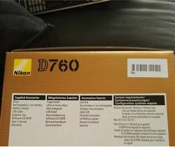 니콘 D750 후속 D760 내년 상반기 발표, 하반기에 출하 소문.