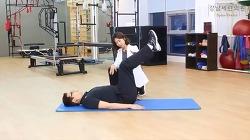 바른자세만들기 척추와 심부근육 강화 운동